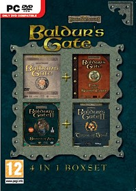 Baldurs Gate 4 in 1